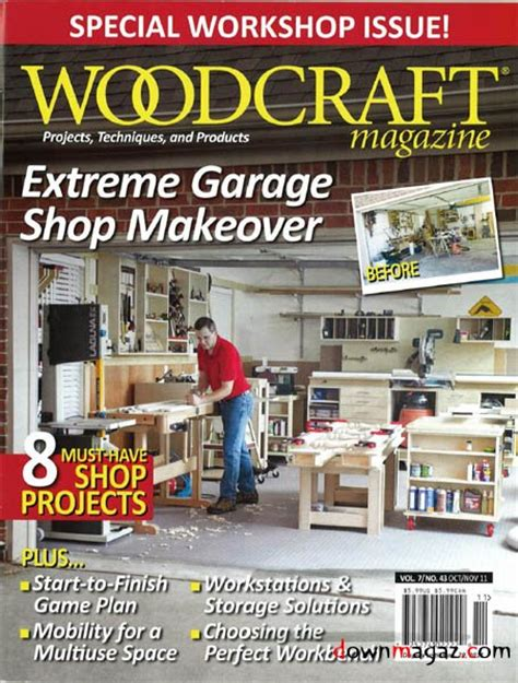 best woodworking magazine for beginners popular woodworking magazine 187 plansdownload
