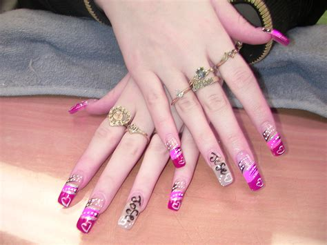 27 nail design arab arabic