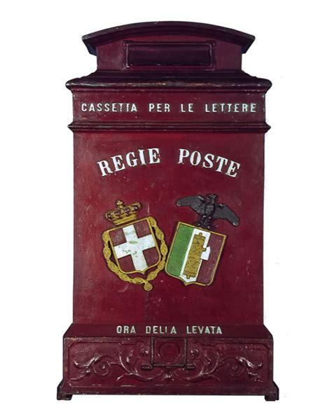 cassetta poste italiane ilclanmariapia cassette postali