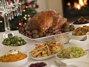 Christmas food a festive indulgence
