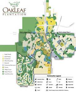 oakleaf plantation community in orange park florida