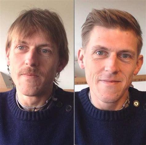 short haircut male pattern baldness 40 cortes para homens com pouco cabelo moda sem censura