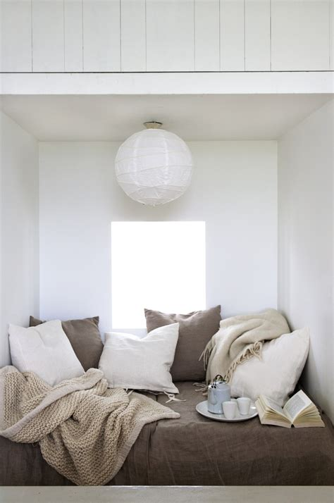 Reading Nook Pillows by Warm Woollen Winter Plaids Vkvvisuals