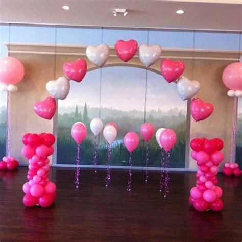 Wedding Arch Balloons by Graduation Balloon Arch Amytheballoonlady