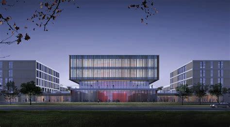 www architecture com yangpu eurocus by gmp architects