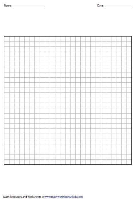printable graph paper big squares free worksheets 187 big square graph paper free math