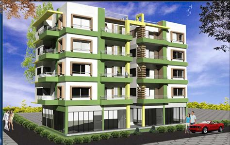 Portfolio Decor N Design 187 Exteriors 3d 187 Apartment Apartment Building Design