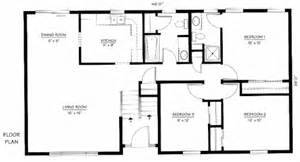 Bi Level Floor Plans by Bi Level Home Plan The Norwood The Modular Home