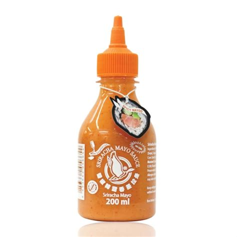 sriracha mayo flying goose sriracha mayo flying goose surya foods uk