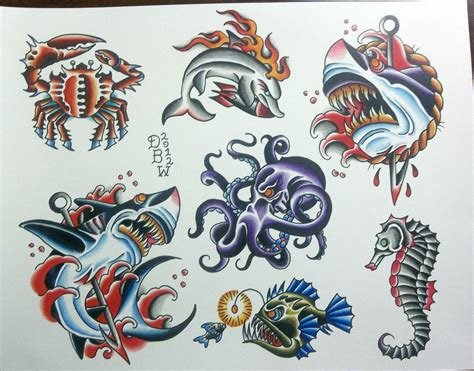 tattoo flash layout 11 traditional tattoo designs and ideas