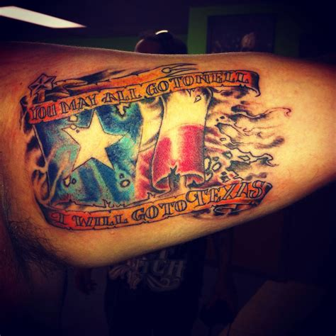 texas tattoo best 25 flag ideas on american