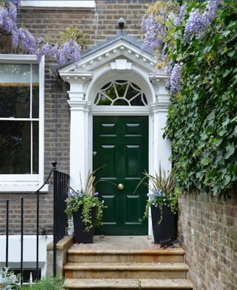 green front door green front door homes exteriors