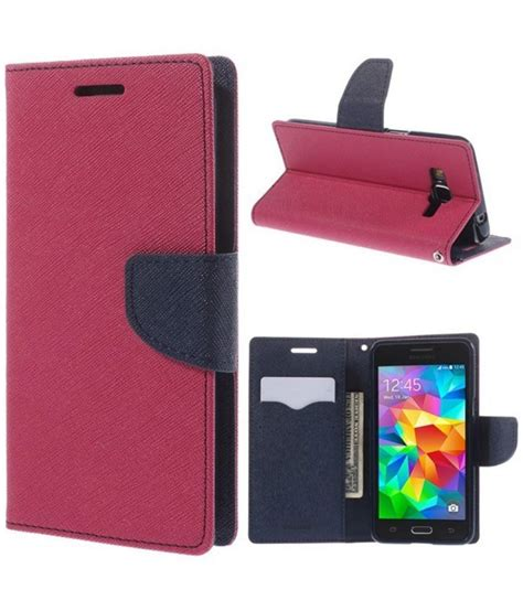 Flip Cover Ume Lenovo A 7000 lenovo a7000 flip cover by top grade pink available at