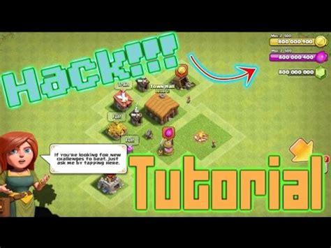 tutorial hack clash of clans android clash of clans private server hack tutorial doovi