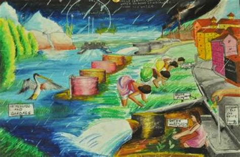 themes for drawing and painting competition water conservation drawing competition 2012 www pixshark