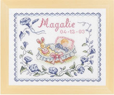 Birth Record Cross Stitch Patterns Free Cross Stitch Patterns Birth 171 Design Patterns