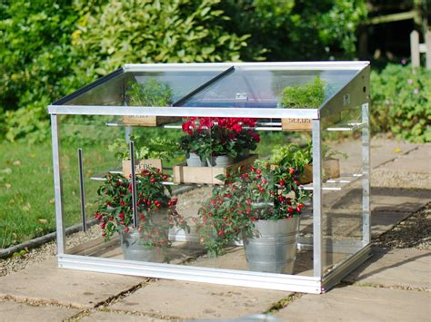 mini greenhouse growing guide access garden products