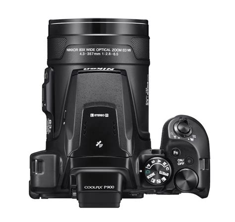 B H Nikon P900 by The New Nikon Coolpix P900 Features 24 2000mm Optical Zoom Lens
