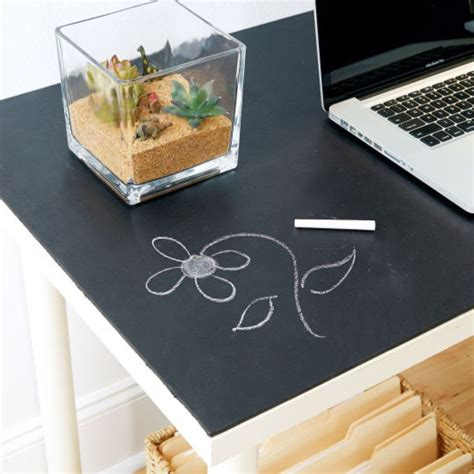 diy chalkboard desk 31 best images about home office on chalkboard