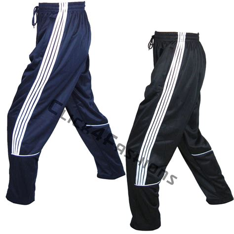 Jogger Monochrome Size Xxxl 2 new mens joggers tracksuit bottoms trousers