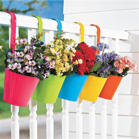 vertical garden planters with apartment balcony pots for