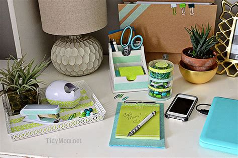 Customized Desk Accessories Back To School Tips