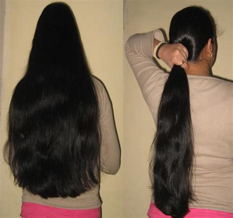 how to cut women s hair step by step chic hairstyle for waist length hair indian makeup and