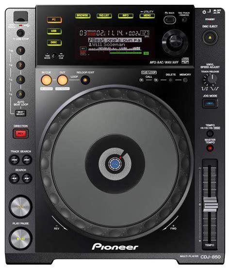 format cd players use pioneer cdj 850 professional multi format media cd mp3