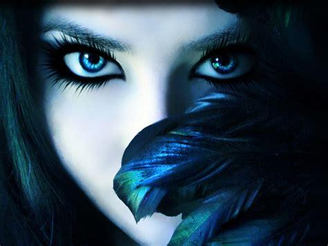 wallpaper dark girl girls eye makeup wallpaper free desktop i hd images