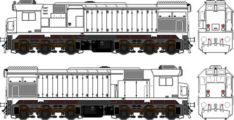 0 Locomotive Drawings by File Hž 2044 Series Locomotive Drawing Png Wikimedia Commons
