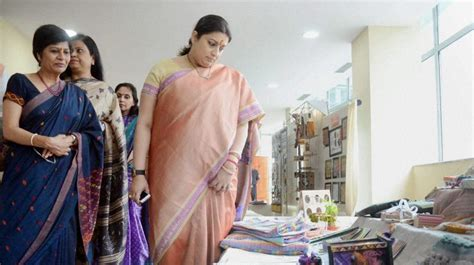 design sutra competition fortunate to get immense support from bjp smriti irani