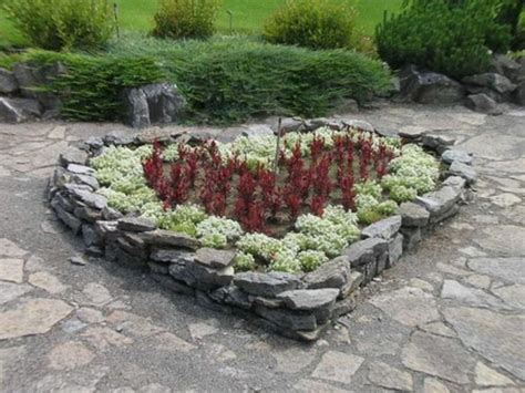 cheap flower bed ideas edging design ideas flower bed edging ideas