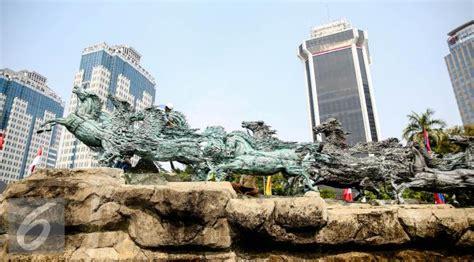 Sho Kuda Di Jakarta kisah rahasia di balik patung patung jakarta lifestyle