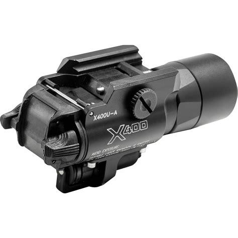 led surefire surefire x400v irc dual spectrum led weaponlight x400v a