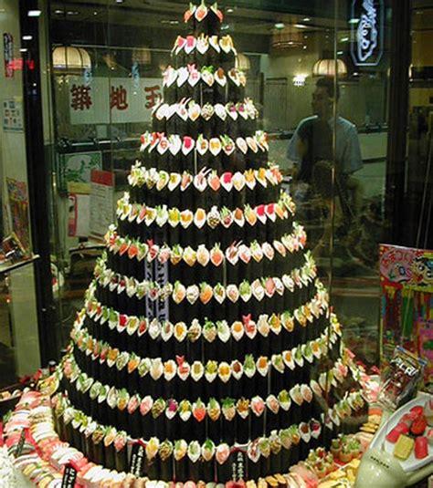 imagenes arboles de navidad originales foto 193 rboles de navidad originales adornado con sushi