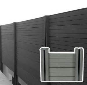 legno composito per esterni prezzi recinzione in wpc legno composito da esterno bsvillage