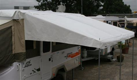 pop up cer awning bag replacement annexes and awnings cameron cers and cameron canvas
