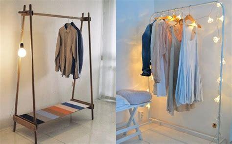 Garment Hanger Rak Gantung Pakaian diy rak baju desainrumahid