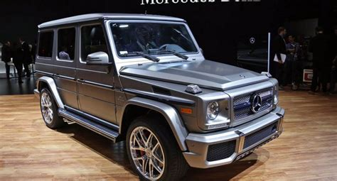 mercedes g wagon 2016 the history of the mercedes benz g wagon