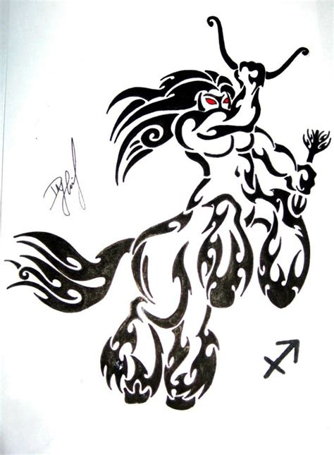 sagittarius tattoos designs ideas and meaning tattoos