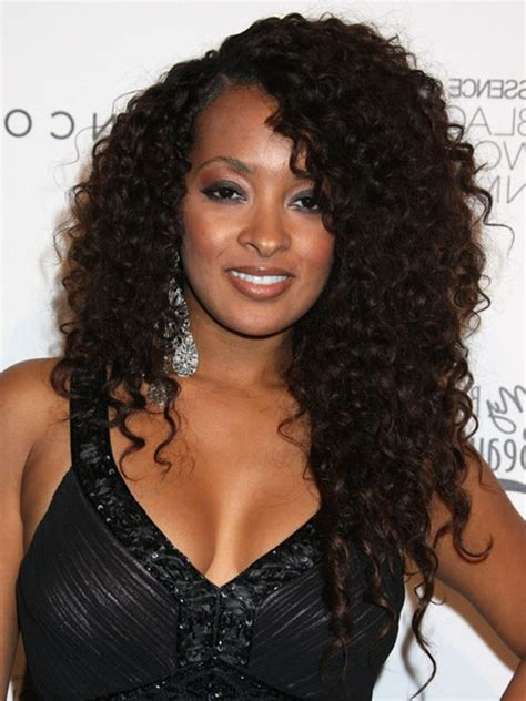 hairstyles for long curly black hair long curly hairstyles for black women hairstyle for