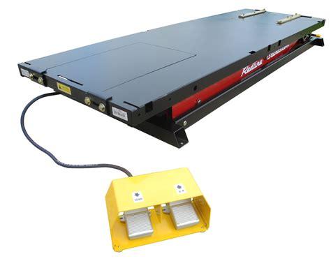 redline pneumatic 1 750 lb mc625r lift table free shipping