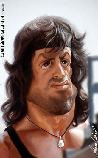 rambo film actor rambo 2 follow this board for great caricatures or any of