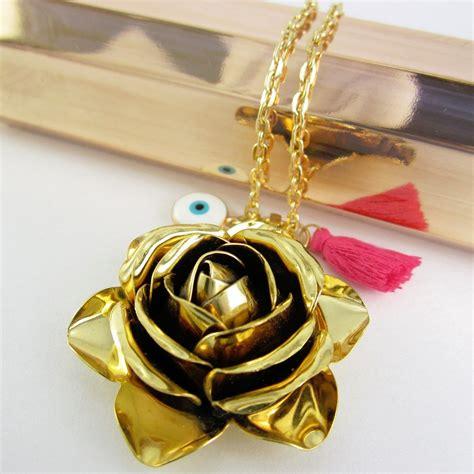 cadenas de oro para mujer imagenes collares mujer collar cadena ba 241 o oro dije rosa bronce