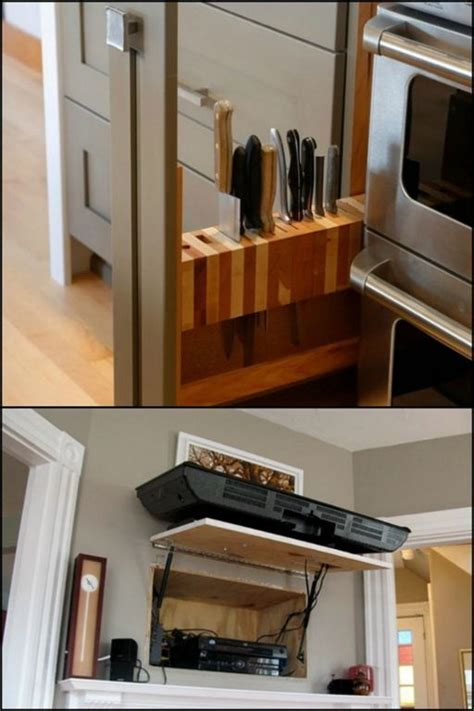 hidden storage solutions check out these clever hidden storage solutions you ll