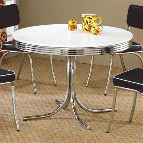 retro chrome kitchen table 5 best retro kitchen table provides a retro look tool box