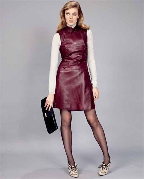 design leather clothing fashion eye