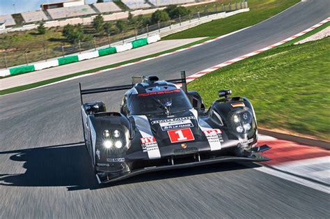 Porsche 919 Power by Porsche 919 Hybrid Loses Power Gains Aerodynamic Updates