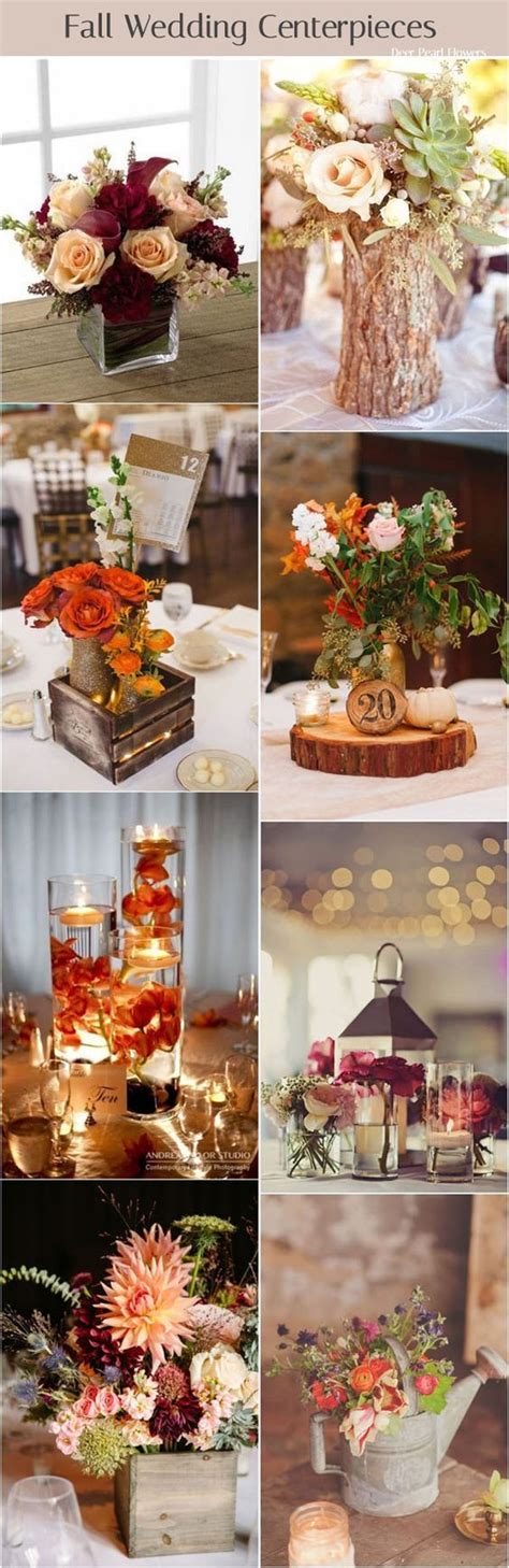 Fall Wedding Centerpieces by 1914 Best Wedding Centerpieces Images On Trends