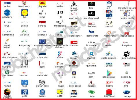 Logos Quiz Level 13 Niveau 13 | soluces Guess The Brand Level 16